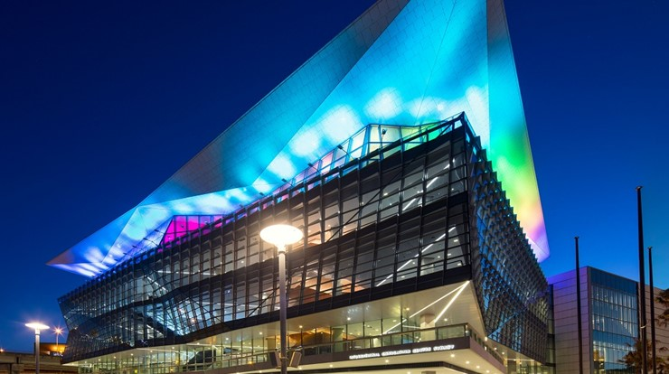 ICC Sydney Convention Centre